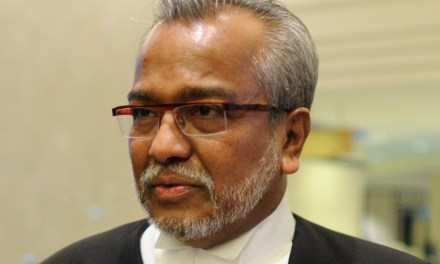 Malaysia: Ex-Premier Najib's Lawyer arrested on money laundering charges