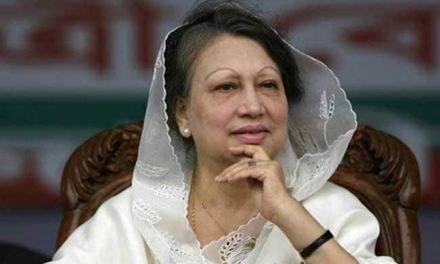 Bangladesh: Former Prime Minister Zia jailed for corruption.