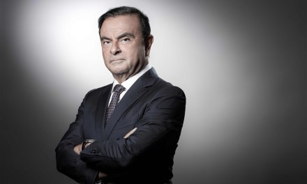 Japan: Nissan chairman Carlos Ghosn arrested; $44.6 million in hidden pay