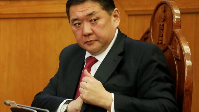 Mongolia: Speaker ousted for corruption