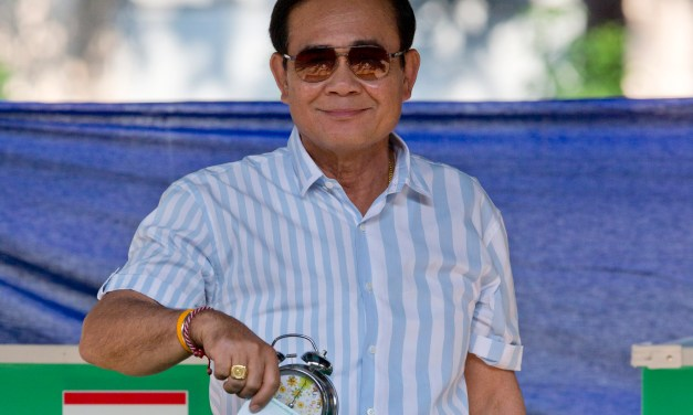 Thailand: Parliamentary elections