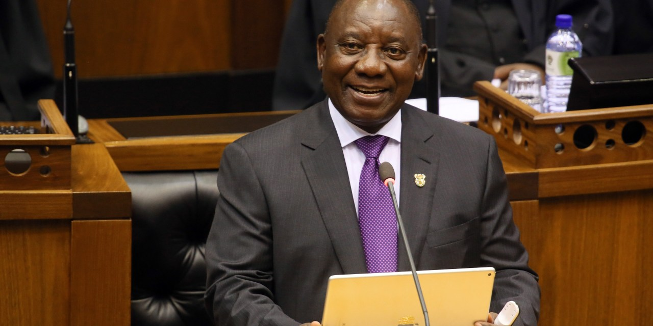 South Africa:  Struggles in fighting ingrained corruption.