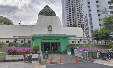 Singapore: Former mosque chairman jailed for 27 months for stealing S$372,000 of donations.