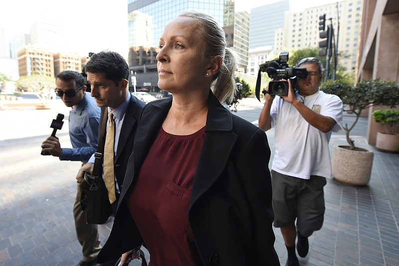 USA: Republican Duncan Hunter's wife changing plea in criminal case