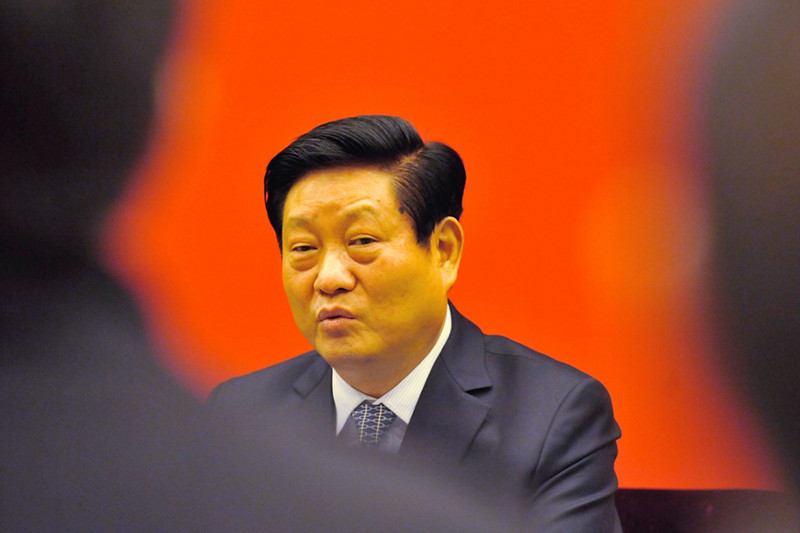 China: Corruption watchdog's big catch Zhao Zhengyong