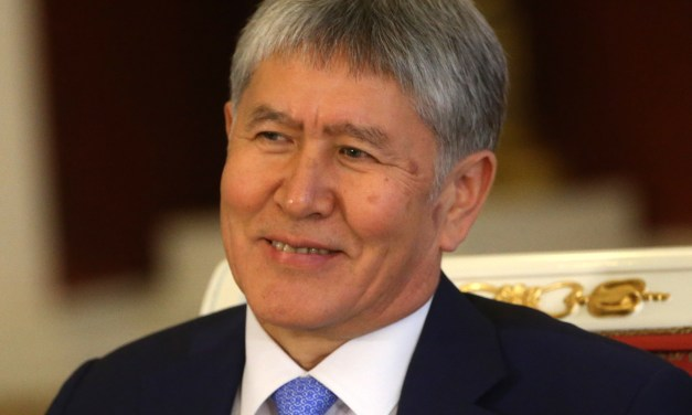 Kyrgyzstan: Former president detained after violent clashes