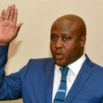 South Africa: Former security minister arrested on corruption charges.