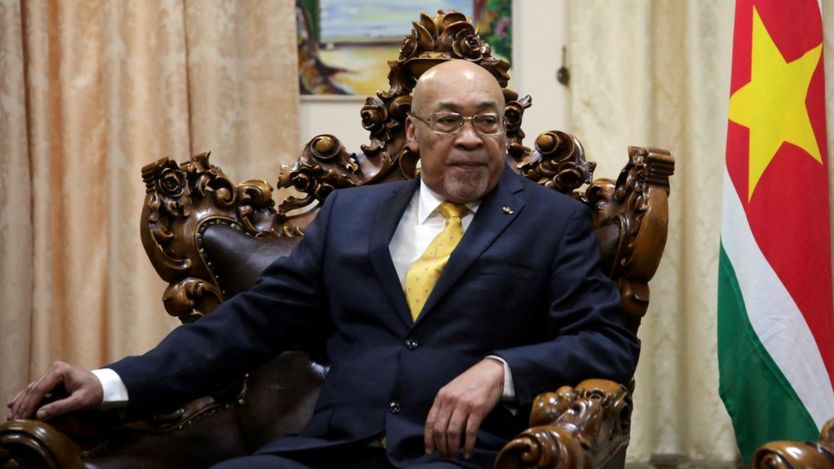Suriname: President gets 20 years in jail for murder