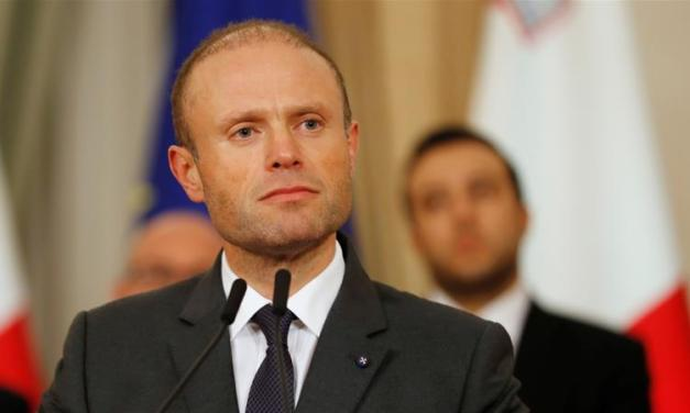 Malta: Prime Minister Joseph Muscat to resign in January