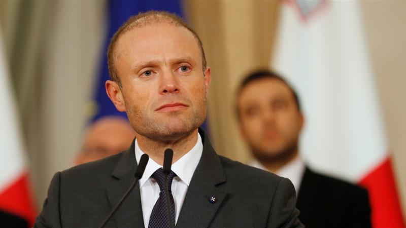 Malta: Prime Minister Joseph Muscat to resign in January