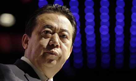 China: Former Interpol President Sentenced to Prison