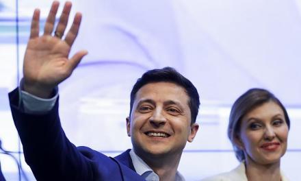 Ukraine: Is honeymoon over for Zelensky?