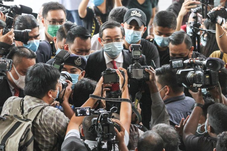Malaysia: Former finance minister arrested on corruption charges