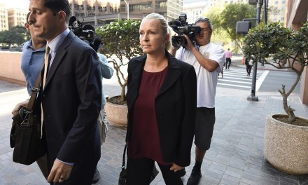 USA: Wife of ex-California congressman sentenced for corruption