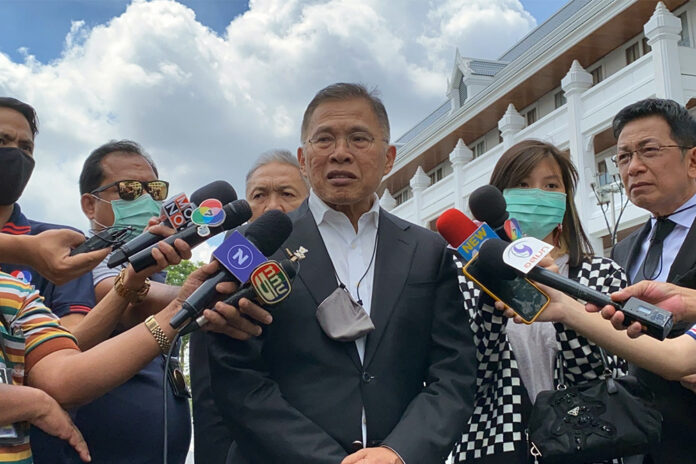 Thailand: A former cabinet minister sentenced 99 years in jail for corruption.