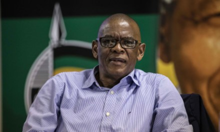 South Africa: Ruling party leader to be arrested for corruption.