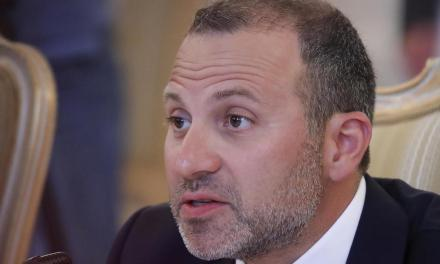 Lebanon: Gibran Bassil hit by US sanctions for corruption.