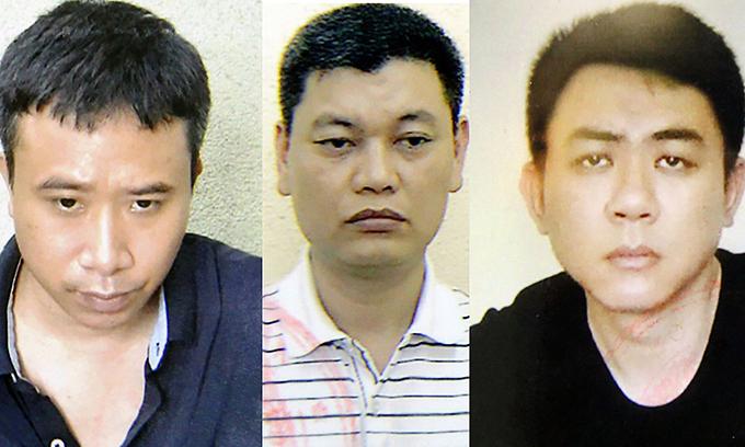 Vietnam: Hanoi's ex-mayor jailed for stealing state documents.