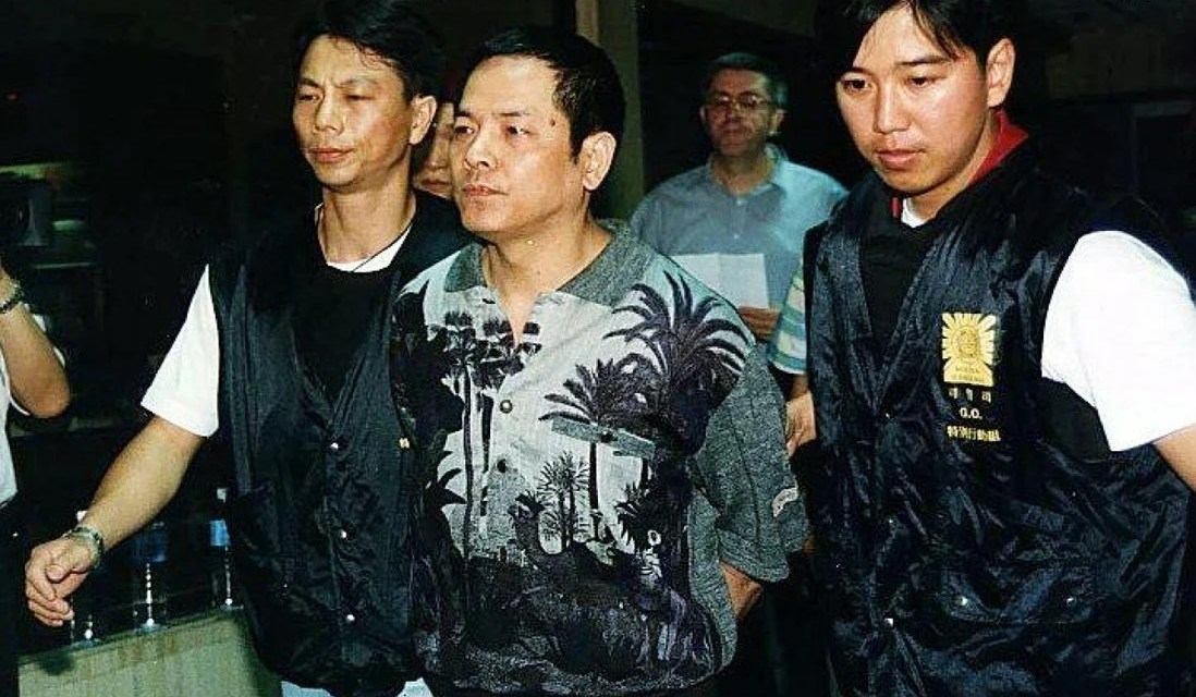 US:  Chinese crime boss and others blacklisted in anti-corruption sanctions.