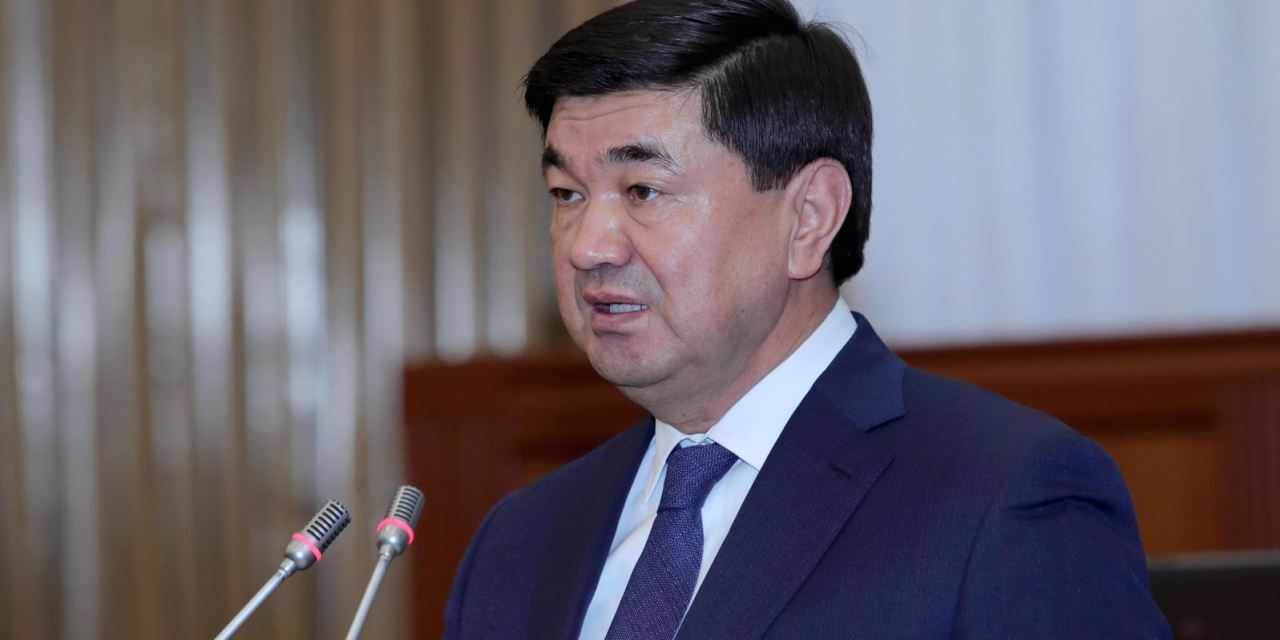 Kyrgyz: Former PM detained on suspicion of corruption.