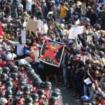Myanmar: Protest rallies heap pressure on coup leaders.