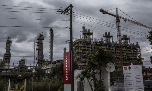 Brazil: Chemical giant Braskem reports internal investigation of possible corruption.