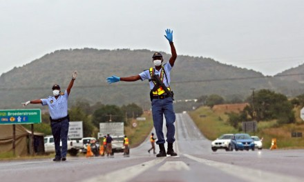 South Africa: Soweto cop found guilty of trying to frame traffic cop after seat belt fine.