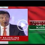 RANARISON TSilavo Hiditra magistrat ianao, ny ankamaroany tsy maintsy manao kolikoly vao tafiditra magistrat – Hoy ny Filoha Andry Rajoelina