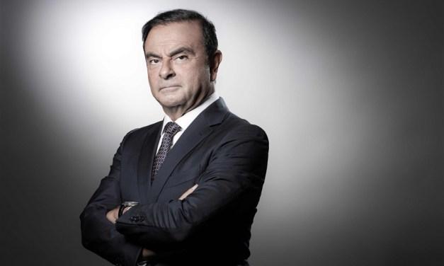 Japan: Nissan chairman Carlos Ghosn arrested; $44.6 million in hidden pay