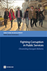 Wold Bank's praise of Georgia's Fight Against Corruption
