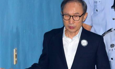 South Korea: Former president Lee granted bail in bribery case