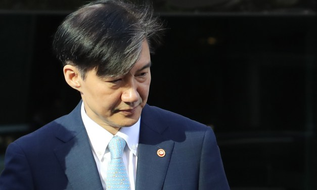 South Korea: Justice minister's home raided in corruption investigation