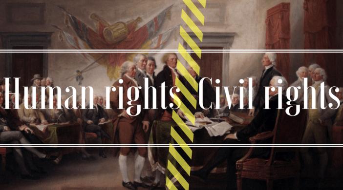 何謂權利:人權與公民權利的分別 20
