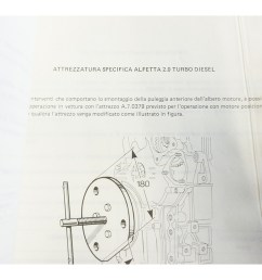 alfa romeo book literature for technical details engine adjusting p 99 00  [ 4000 x 3000 Pixel ]