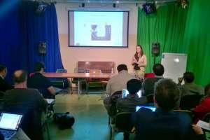Corso Ufficio stampa 2.0 e Digital PR Martina Ricci Gori Primopiano