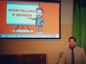 gianluigi bonanomi corso storytelling