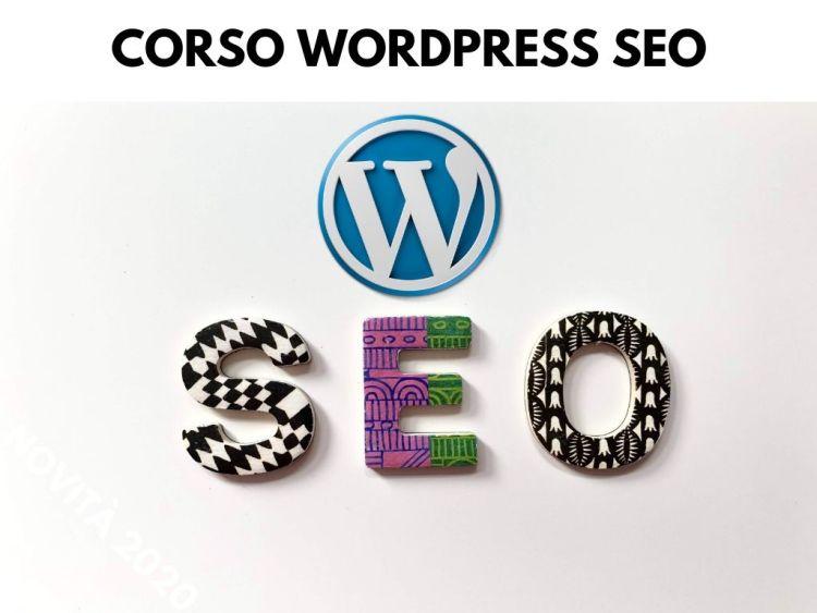 corso wordpress Seo Milano e Roma