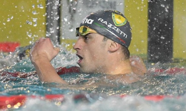 Assoluti 2021 day 4 | Alberto Razzetti illumina l'ultima giornata con record e pass olimpico