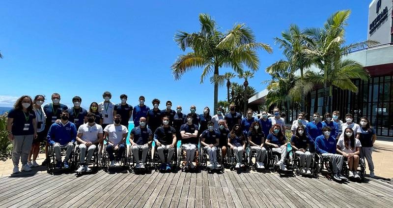 Nuoto Paralimpico, Italia Campione d'Europa a Funchal