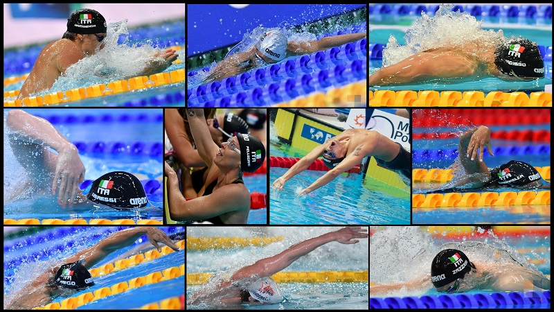Swim Stats, Tokyo 2020: le Olimpiadi in Numeri