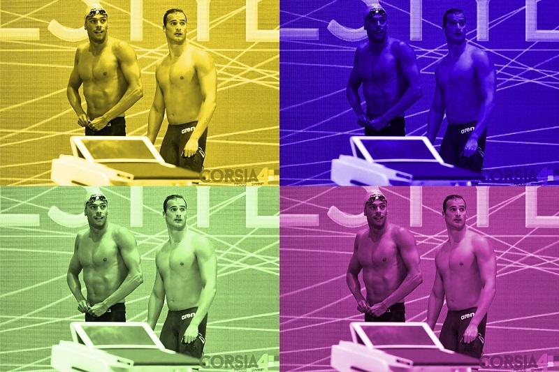 Fatti di nuoto weekly: il Nuoto (NON) è in copertina