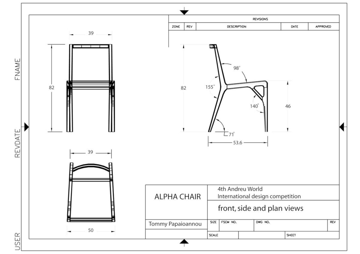 desk chair plan view zebra swivel blueprints  corso 3d