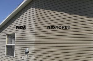 Chalky Exterior House Siding Corspaint