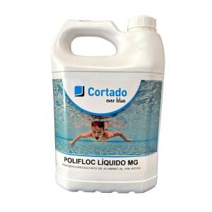 partículas en suspensión en el agua