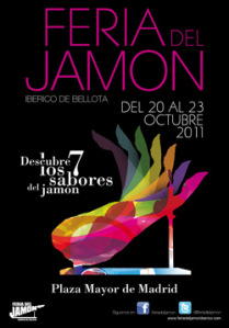 I Feria del jamón Ibérico de bellota