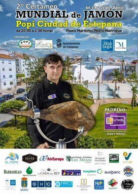 II Certamen mundial del jamón Estepona 2015
