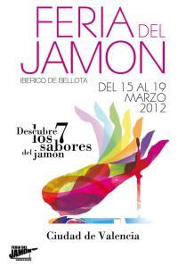 Cursos de corte de jamón en la Feria del Jamón Ibérico de Bellota Valencia 2012