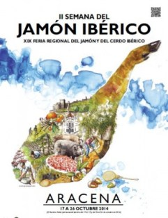 Programa de actos XIX Feria del Regional del Jamón Ibérico y del Cerdo Ibérico