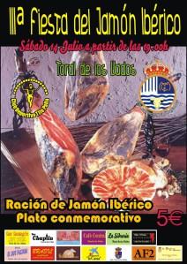 Toral de los Vados (León) abre mañana la III fiesta del jamón