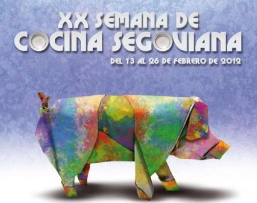 XX Semana de Cocina Segoviana
